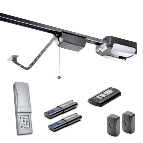 Sommer 1042V003 Direct Drive 3/4 Hp Garage Door Opener Incl. Wireless Keypad