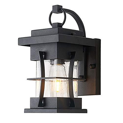 Land inbouw buitenwandlampen waterdicht warm wit 85-265 V 5 W buitenverlichting LED parels [energieklasse A +]