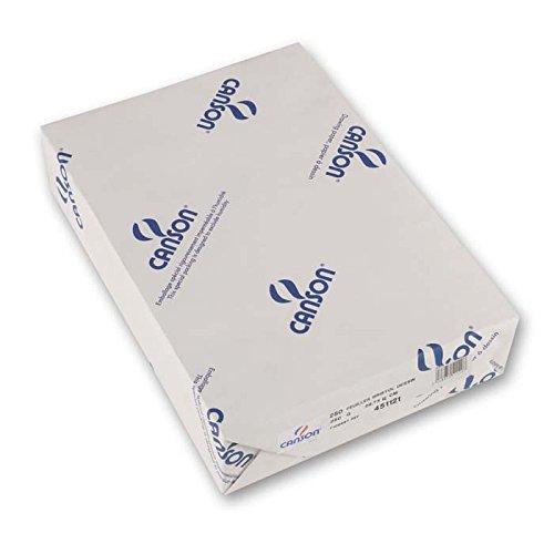 Canson Arts graphiques Bristol Papier à dessin A3 29,7 x 42 cm Extra Blanc Lot de 250
