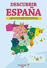 Descubrir España par S.L. La Letra