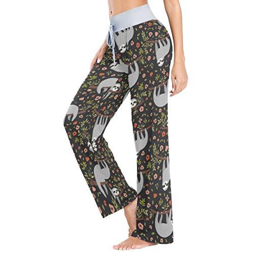 Sloth Pajama Pants