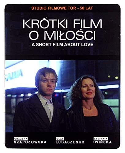 A Short Film About Love (Krotki Film o Milosci) (Digitally Restored) (steelbook) [Blu-Ray]+[DVD] [Region Free] (English subtitles)