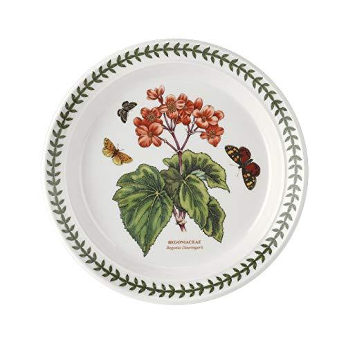 Portmeirion Home & Gifts BGCW05072 Salatteller-Set aus Keramik, 6 Stück