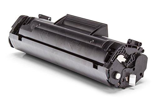 Precizzo Print - Cartucho láser compatible con HP 1010/CANON LBP2900-Q2612A/FX10/FX9/EP703