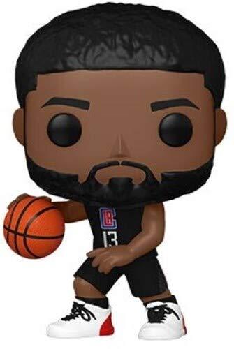 Funko-Pop NBA: LA Clippers-Paul George (Alternate) S5 Figura Coleccionable, Multicolor (51011)