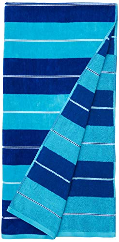 AmazonBasics Oversized Premium Beach Towels