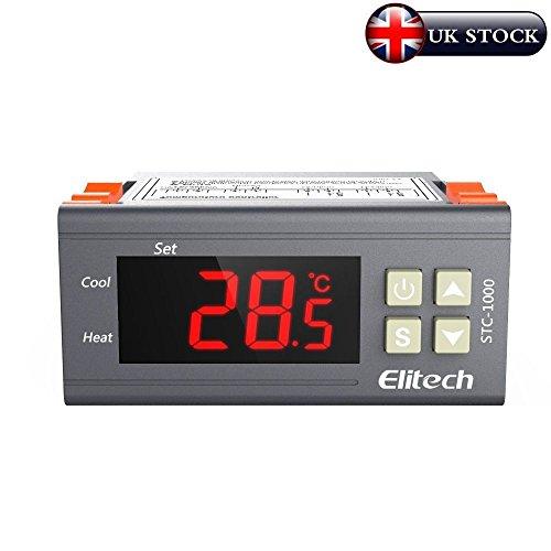 Elitech Manufacture Sale All-Purpose Aquarium Temperature Controller E-1000