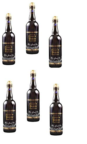 6 Birre BONNE ESPERANCE 75 cl