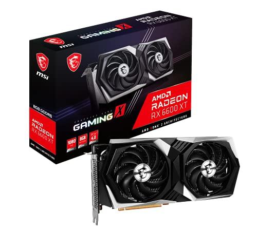 MSI Radeon RX 6600 XT Gaming X 8G V502-003R