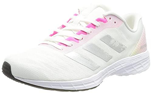 adidas Adizero RC 3 W, Zapatillas de Running Mujer, FTWBLA/Plamet/ROSCHI, 40 EU