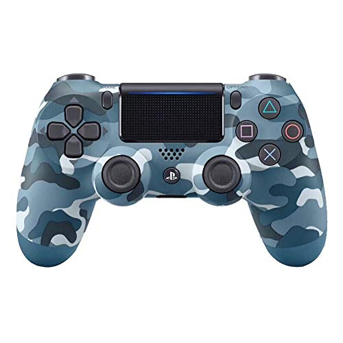 xuanyang524 PS4 Joystick Controller, Wireless Gamepad Controller Dualshock Bluetooth Wireless Game Controller, Classici Sony Playstation 4 Wireless Joystick (Camouflage Blue)