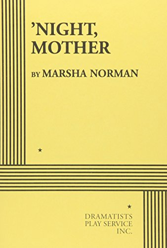 'Night Mother. (Acting Edition for Theater Productions)