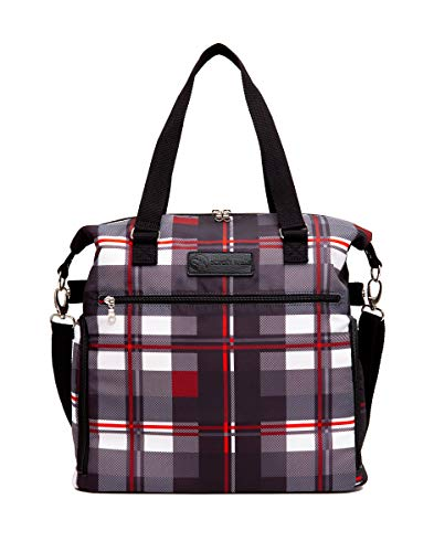 Review Of Sarah Wells Lizzy Breast Pump Bag (Tartan)