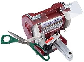Wolff Industrial Twice as Sharp Scissor Sharpening System 110V