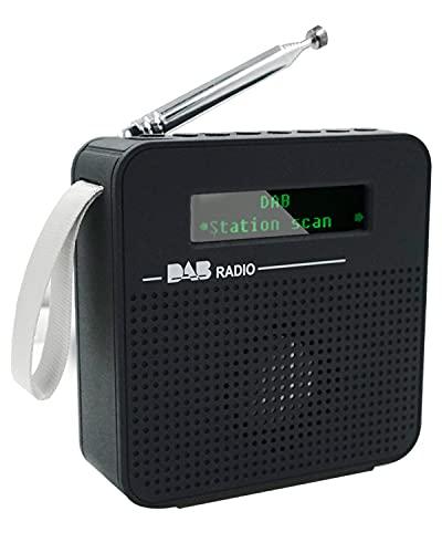 Maxesla DAB+/DAB Radio Portable,Digital Radio & FM Radio,DAB Radio with...