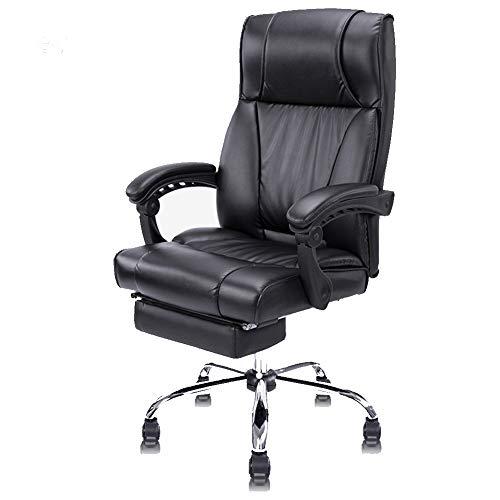 Multifunctionele draaistoel, hoogwaardige werkstoel, bureaustoel, bureaustoel, ergonomische designer stoel, hoogwaardige lederen stoel, conferentiestoel, S