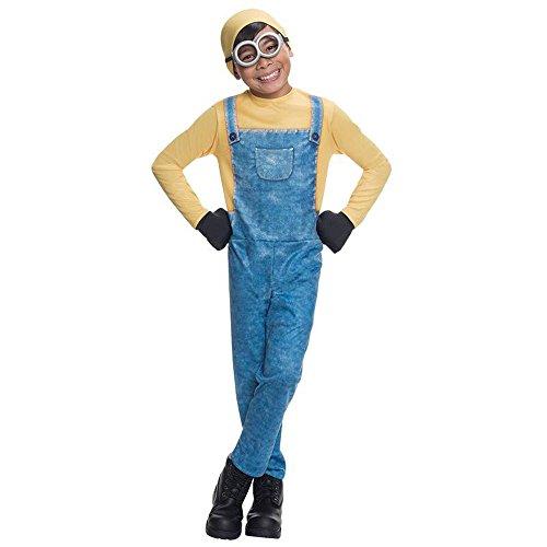 Rubie's Disfraz de Minions para niños, talla 3 hasta 4 años