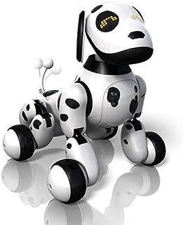 Master Zoomer Pet Dalmatian 2.0, White