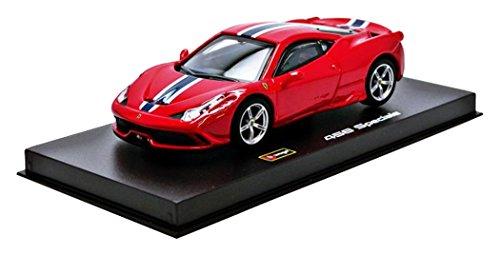 Bburago - 36901 - Ferrari 458 Speciale - 2014 - Echelle 1/43