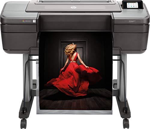 HP DesignJet Z9+ Large Format Postscript Photo Printer - 24', with Spectrophotometer...