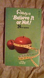 Ripley's Believe It or Not 24th Series
