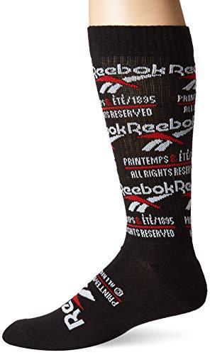 Reebok Classic Vector Crew Herren-Socken, Herren, Socken, Classic Vector Crew Sock, schwarz, mens 11-13