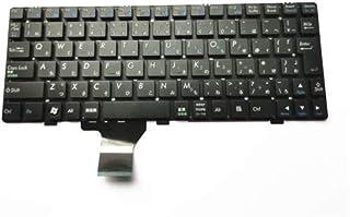 [IDVL]ノートPC用 日本語キーボード For CLEVO M1100 M1110 M1111 M1115 W110 W110ER M111X-X W110ERF M1100Q-C W310CZ W510TU W515LU W215CU 枠なし