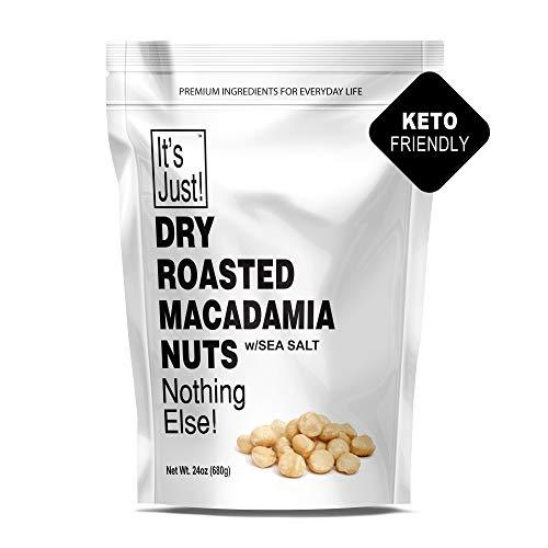 It's Just - Macadamia Nuts, Dry Roasted