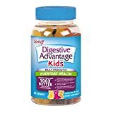 Digestive Advantage Daily Probiotic Gummy For Kids, 80 Count (Pack of...