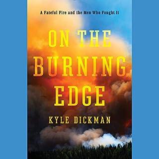 On the Burning Edge audiobook cover art
