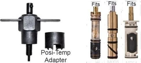 (O&HP) CARTRIDGE PULLER TOOL FOR MOEN POSI-TEMP 1222 1222B 1225 1225B 1200 1200B (USA)