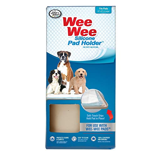 wee wee products silicone pad holder