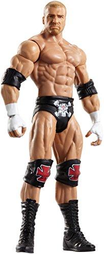 WWE- Figura básica Triple H (Mattel DXF97)