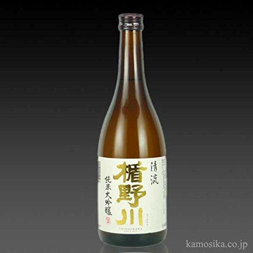 楯野川純米大吟醸清流720ml