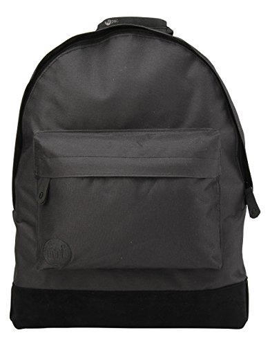 Mi-Pac Topstars Backpack Mochila Tipo Casual, 41 cm, 17 litros, Negro