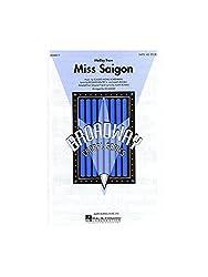 Claude-Michel Schonberg: Miss Saigon - Medley (SATB). Partitions pour SATB, Accompagnement Piano