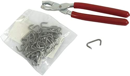 MACs Auto Parts 44-77131 Hog Rings El Paso Mall with Ranking TOP6 Ring Pliers