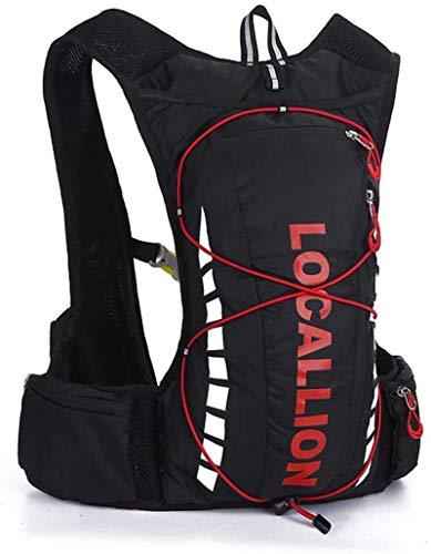 MEETGG Mochila de deportes al aire libre ligera impermeable transpirable unisex bolsa de viaje casual
