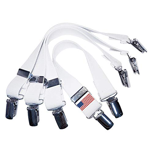 Original New & Improved Sheet Suspenders Brand Mini's. Celebrating 30 yrs. with a!