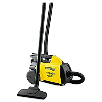 Brother Eureka 3670 Lightweight Mighty Mite Canister Vacuum 9A Motor 8.2 lb Yellow