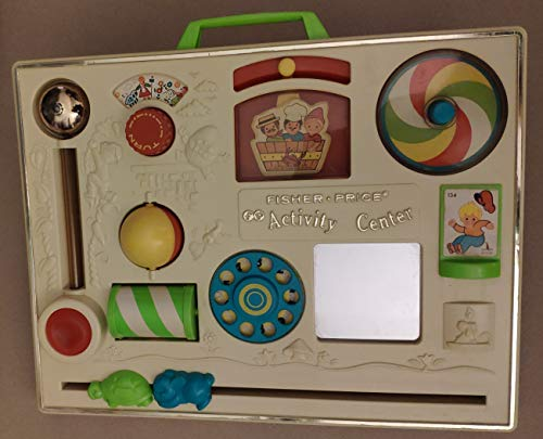 Mattel P8204-0 - Fisher-Price Activity Center