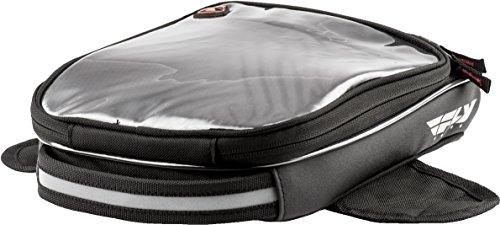FLY Racing Mini Tank Bag, Stay-Dry Motorcycle Bag, 2.5-Liter Capacity