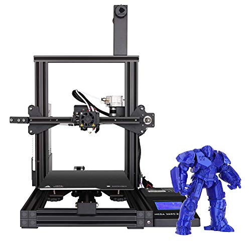 ANYCUBIC Mega Zero 2.0 3D Printer, Upgrade FDM 3D Printer with Hot Bed, Auxiliary Leveling, Magnetic...