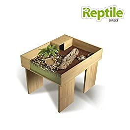 Vivexotic Viva Tortoise Table Stand (Stand Only)