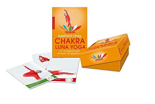 Chakra-Luna-Yoga: 7 x 7 Energieübungen