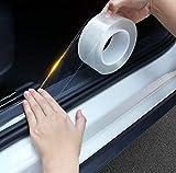CYBHR Artículo del umbral del automóvil Etiqueta autoadhesiva Cinta autoadhesiva para Puertas, para BMW X7 X1 M760Li 740Le iX3 i3s i3 635d 120d 120i Beat Avalanche 34