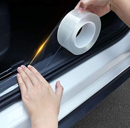 CYBHR Car threshold article Car double siede Sticker Door Sill Tape Auto Strip,for Chevrolet Blazer Traverse Tahoe Equinox