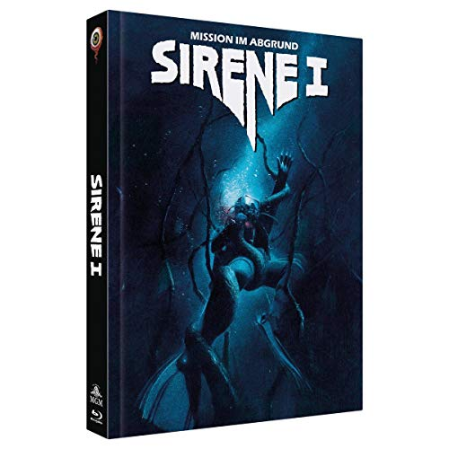 Sirene 1 - Mediabook - Cover C (2-Disc Limited Collector's Edition Nr. 38) (Limitiert auf 333) [Blu-ray]
