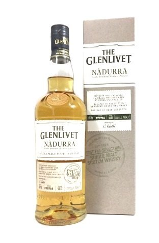 The Glenlivet Nadurra First Fill Selection Single Malt Scotch Whisky 60,4% 0,7l Flasche