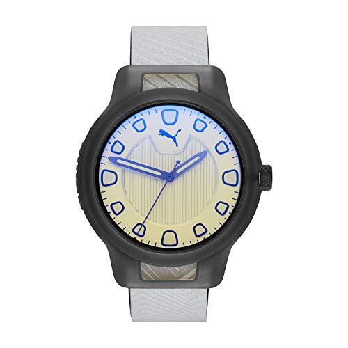 Puma - Reloj de Cuarzo de Poliuretano para Hombre P5032